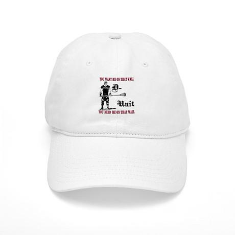 Lacrosse DUnit Wall Cap