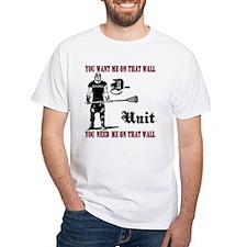 Lacrosse DUnit Wall Shirt