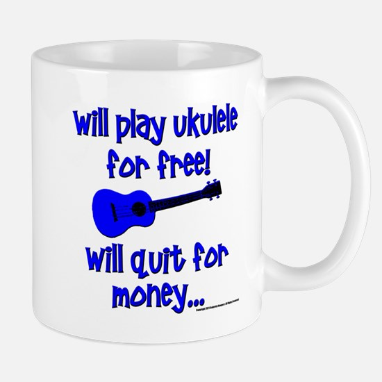 ukulele 2011 collection Mugs