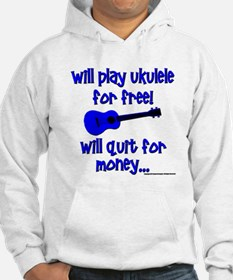 ukulele 2011 collection Hoodie