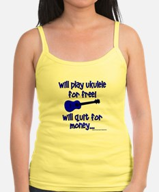 ukulele 2011 collection Tank Top