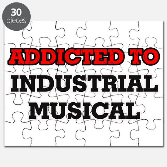 Addicted to Industrial Musical Puzzle