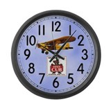 Piper aircraft Giant Clocks