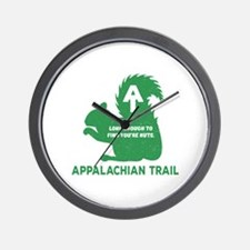 Funny Appalachian Wall Clock