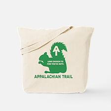 Unique Trailing Tote Bag