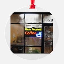 Cute Coffee shop Ornament