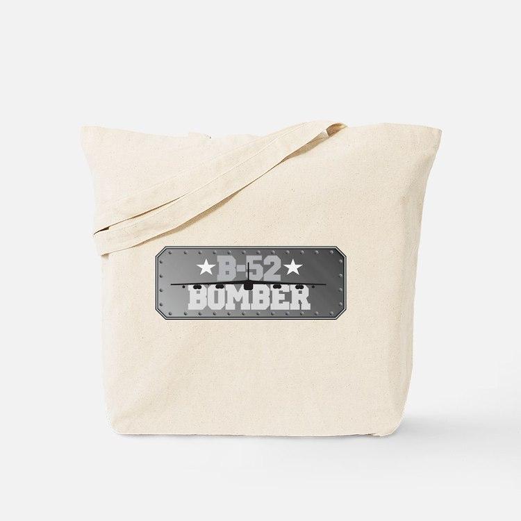 B-52 Aviation Tote Bag