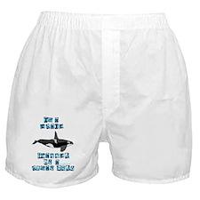 I'm a Whale Boxer Shorts
