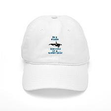I'm a Whale Baseball Cap