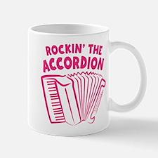 Rockin' the Accordion Mug