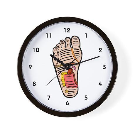 Podiatrist Wall Clock