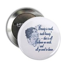 "Beauty is Truth 2.25"" Button (10 pack)"