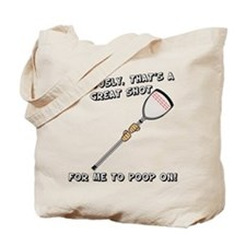 Lacrosse Goalie Insult Tote Bag
