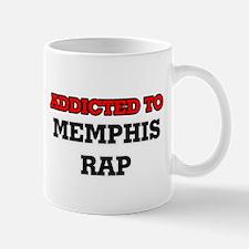 Addicted to Memphis Rap Mugs