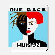 Anti-Racism Mousepad