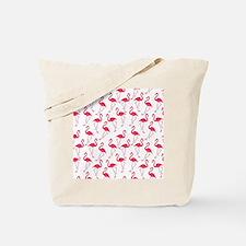 Cute Pink flamingo decor Tote Bag