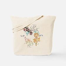 Joyful Garden Tote Bag