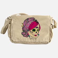 Yarn Goddess Messenger Bag