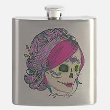 Yarn Goddess Flask