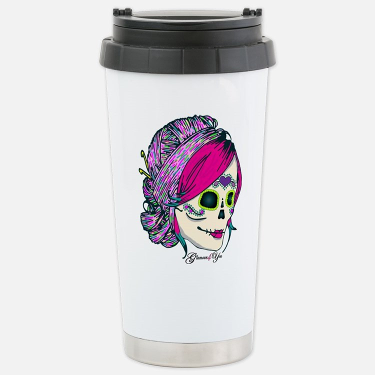 Yarn Goddess Travel Mug