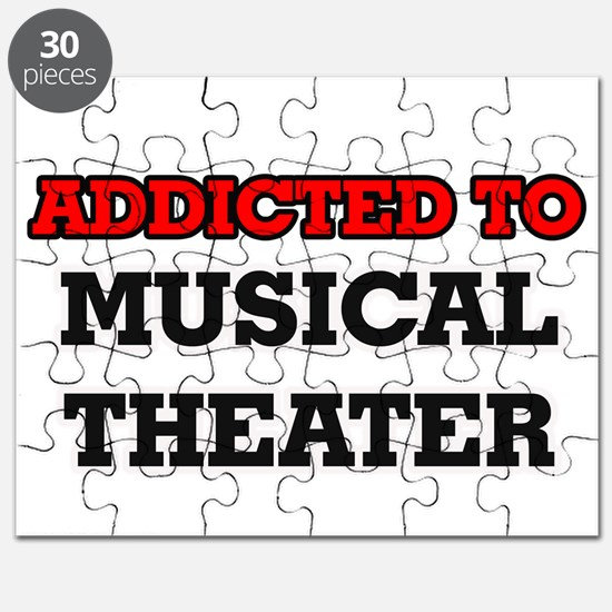 Addicted to Musical Theater Puzzle