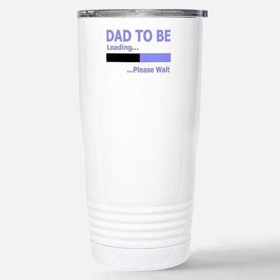 dad loading Stainless Steel Travel Mug