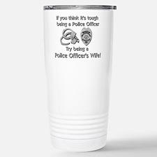 Unique Cop humor Travel Mug