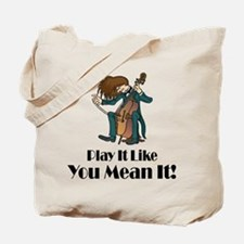 Play The Cello Tote Bag