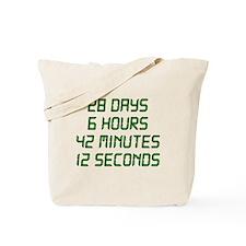 Darko 28 Days Tote Bag