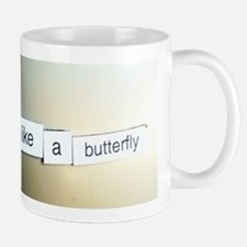 Dance by like a butterfly Mugs