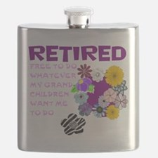 Retired Flask