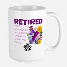 Retired Mugs