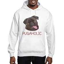 Pugaholics - Black Hoodie
