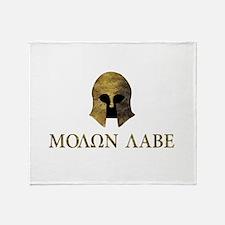 Molon Labe, Come and Take Them (camo version) Thro