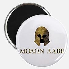 Molon Labe, Come and Take Them (camo version) Magn