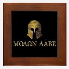 Molon Labe, Come and Take Them (camo version) Fram
