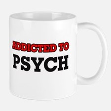 Addicted to Psych Mugs