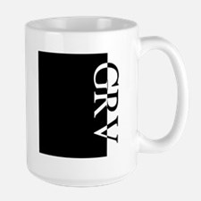 GRV Typography Mugs