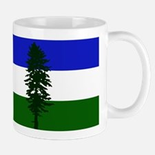 Flag of Cascadia Mugs