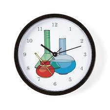 Lab Tech Medical Technologist Wall Clock