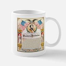 Emancipation Proclamation Mugs