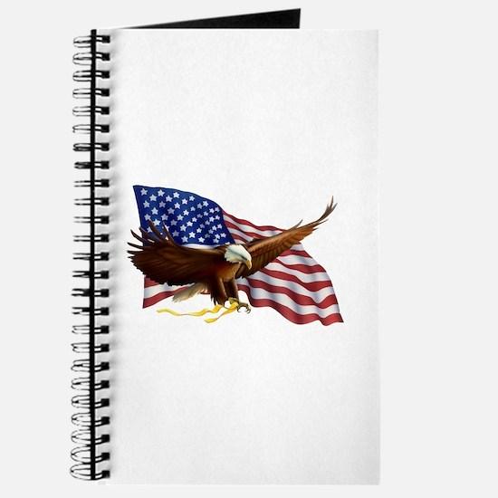 Funny Eagles Journal