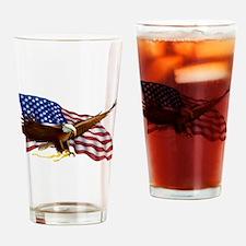 Cute Boston college eagles Drinking Glass