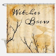 Witches Brew Shower Curtain