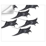 Sting ray Wall Decals