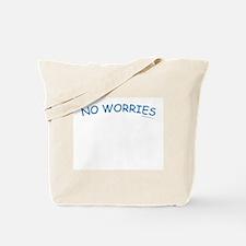 No Worries - Tote Bag