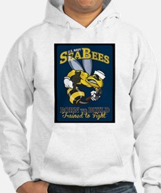 SEABEES Born To Build Hoodie
