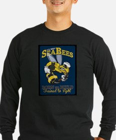 SEABEES Born To Build Long Sleeve T-Shirt