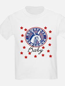 Democrat Baby donkey T-Shirt