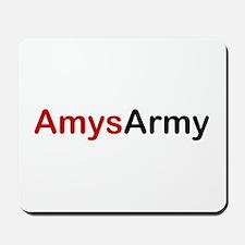 AmysArmy Mousepad